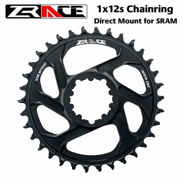 ZRACE-anillos-de-cadena-con-manivela-de-montaje-directo-1×12-28-30-32-34-36T-7075AL