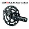 ZRACE-RX-2×10-11-Speed-Road-Chainset-protector-de-manivela-de-rueda-de-cadena-50-34T